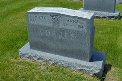 Boyd Cordes