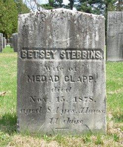 Betsry <i>Stebbins</i> Clapp