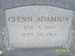 William Glenville Adamson