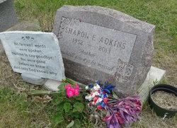 Sharon Elaine <i>Woodman</i> Adkins