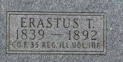 Erastus Thomas Douglass