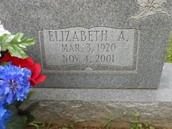 Elizabeth Ann <i>Birch</i> Burgess