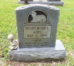 Heath Morris Addy