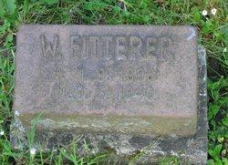 Wilhelm Fitterer