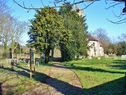 St Mary of Grace Churchyard
