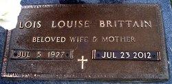 Lois Louise Brittain