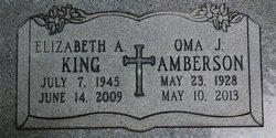 Oma Jewel <i>Algee</i> Amberson