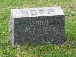 John William Ropp