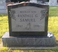 Randall G Samuel