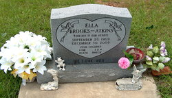 Ella <i>Brooks</i> Atkins