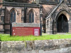 Saint Wilfrid's Churchyard