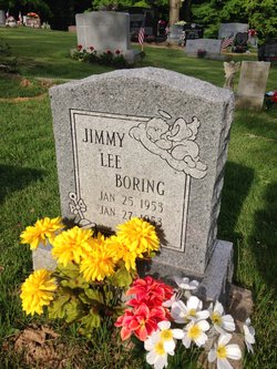 Jimmy Lee Boring