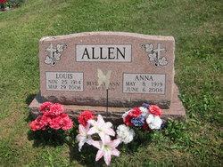 Anna M. <i>Debnar</i> Allen