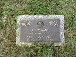 Leroy Rann