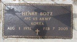 Henry Botz