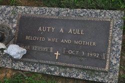Auty Ann <i>Mattingly</i> Aull