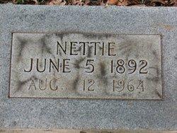 Nettie <i>Collier</i> Bentley