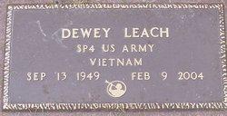 Spec Dewey Rock Leach