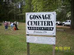 Gossage Cemetery