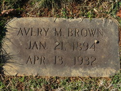 Avery Brown