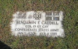 Col Benjamin Everage Caudill