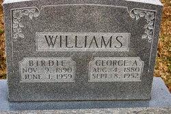 Birdie <i>Gibson</i> Williams