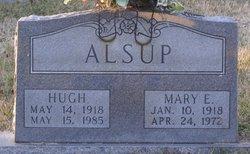 Mary Evelyn <i>Edmondson</i> Alsup