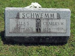 Ella <i>Homuth</i> Schwemm