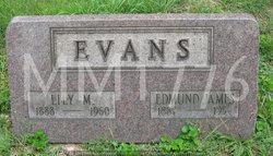 Lily <i>Mann</i> Evans