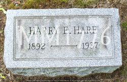 Harry E. Hare