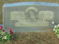 Amy <i>Henry</i> Barnett