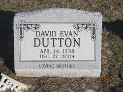 David Evan Dutton