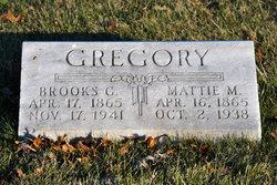 Mattie Lee <i>Martin</i> Gregory