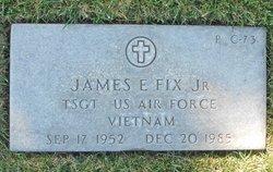 James E Fix, Jr