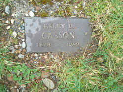 Esley Dorothy <i>Hake</i> Casson