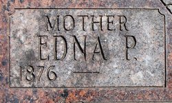 Edna Pearl <i>Perry</i> Gilmour