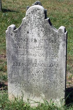 Brenda Moncure Biddle