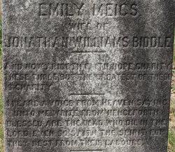 Emily Skinner <i>Meigs</i> Biddle