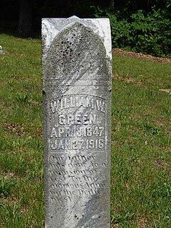 William Walter Green