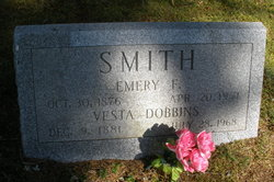 Belle Vesta <i>Dobbins</i> Smith