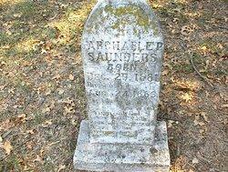 Archable P Saunders