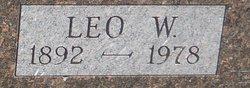 Leo White Clark