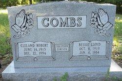Bessie <i>Lloyd</i> Combs