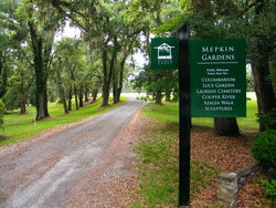 Mepkin Abbey Monastic Cemetery