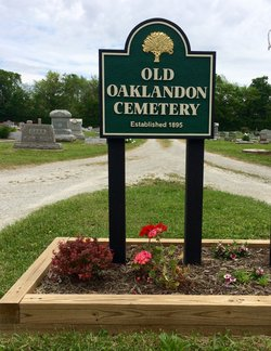 Old Oaklandon Cemetery