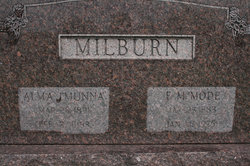 Francis Moore Mode Milburn