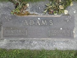 Louise S Adams