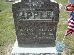 Pvt Alvis Apple