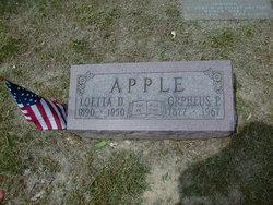 Loetta D. Apple