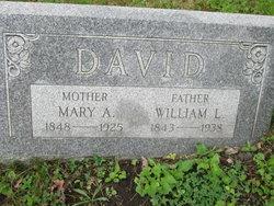 Mary Ann <i>Stiles</i> David